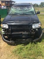 2005 Ford Escape XLT- Roll over damage
