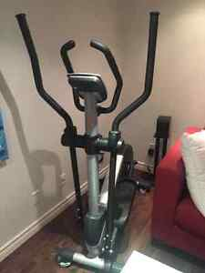 Elliptical cross trainer Bremshey Ambition S