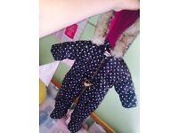 Stunning juicy couture snowsuit !!