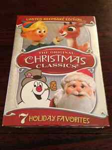 Christmas DVDs Set