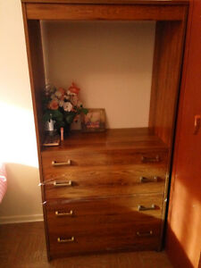 wooden wardrobes/bookcase/cabinet Kitchener / Waterloo Kitchener Area image 1