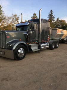 1998 Kenworth W900L highway tractor