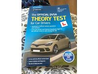 DVSA THEORY TEST BOOK FOR SALE