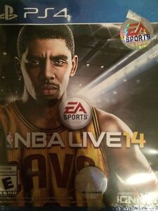 NBA LIVE 14 neuf pour Ps4