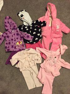 babygirls lot 3-9months!!!