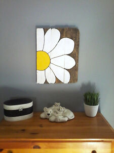 RUSTIC PICTURES ON RECLAIMED WOOD