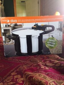 FAGOR DUO-PRESSURE CANNER/COOKER