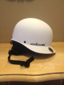Sandbox Helmet Snow, Boarding, Skiing