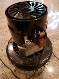 1100w LAMB AMETEK VACUUM CLEANER MOTOR (NEW UNUSED)