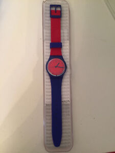 two Swatch $60 or $120