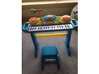 Toddlers piano