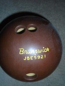 Brunswick 10 Pin Bowling Ball  for sale