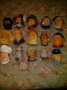 collectable heads