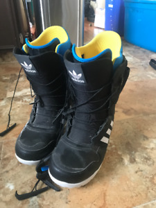 Adidas Snowboard boots size 11.5, new never used