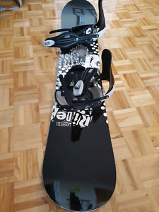 All Inclusive - Snowboard, Boots, Binding
