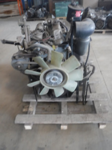 6.6L Ford diesel engine with turbo&injection pump- For generator
