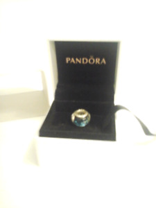 Pandora charm with box see pictures 925 silver