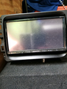 Beautiful Kenwood touch screen stereo