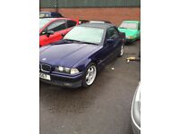Bmw 316 318 320 325 330 E36 parts roof m3 alloys