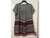 Size 22 EVANS long top / dress