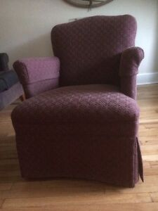 Small parlour chair for sale!