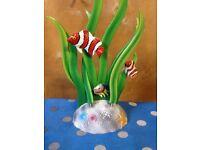 Fish decorations