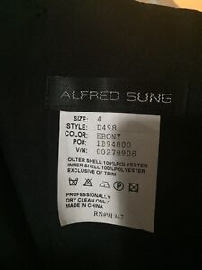 Alfred Sung Dress Strathcona County Edmonton Area image 4