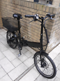 Assistance folding Electric bike