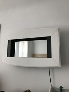 Electic fire place (wall mount)