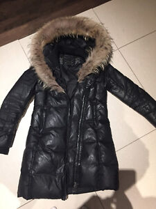 Mackage winter jacket size medium in great condition