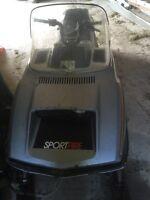 1980 John Deere Sportfire