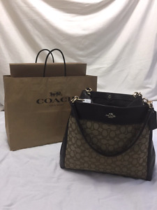 Brand New With Tags Coach Ladies Bag