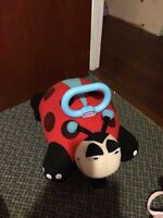 Little tikes ride on lady bug