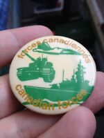 Vintage Canadian Forces Pin