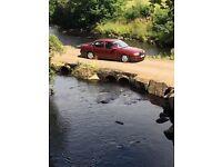 VAUXHALL CAVALIER REDTOP CONVERSION FOR SALE(Vauxhall,Sri,e36,bmw)