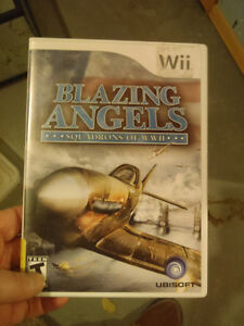Blazing Angles game for the Wii.