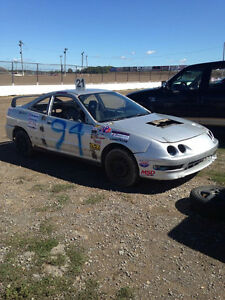 2000 Acura Integra Hatchback (Enduro race car/ derby car, ect)