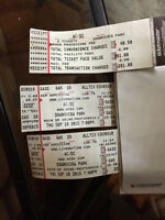 AC/DC concert tickets Downsview Park