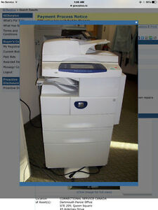 Xerox 4250 Multifunctional