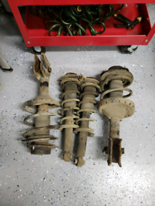 Suspension OEM Subaru STI