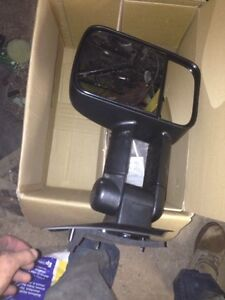 Gm tow mirror with signal/ marker