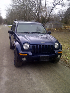 2003 Jeep Liberty limited SUV, Crossover