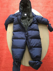 Baby Gap 18-24 months Snowsuit