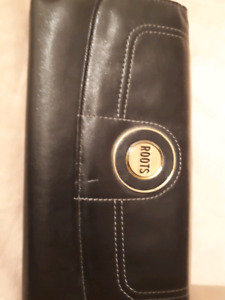 Brand New ROOTS wallet with tags