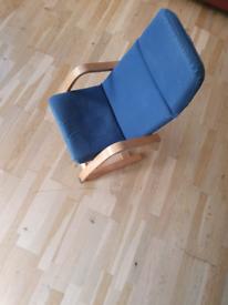 Small IKEA children's chair
