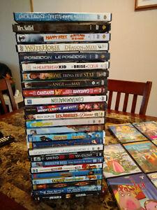 Différents films