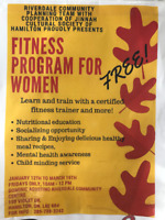 FREE FITNESS PROGRAM FOR WOMEN IN STONEY CREEK !!!!