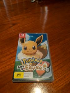 Pokemon Let's Go Eevee (Pre-owned)