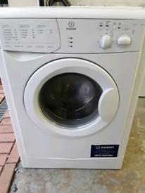 Indesit 6 KG Washing Machine Model WIB101 £100 or best offer