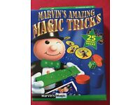 Marvin's Magic Tricks set